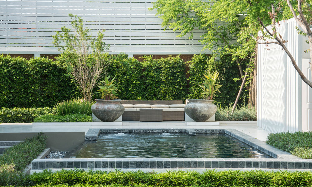 swimming pool and garden ideas northern beaches