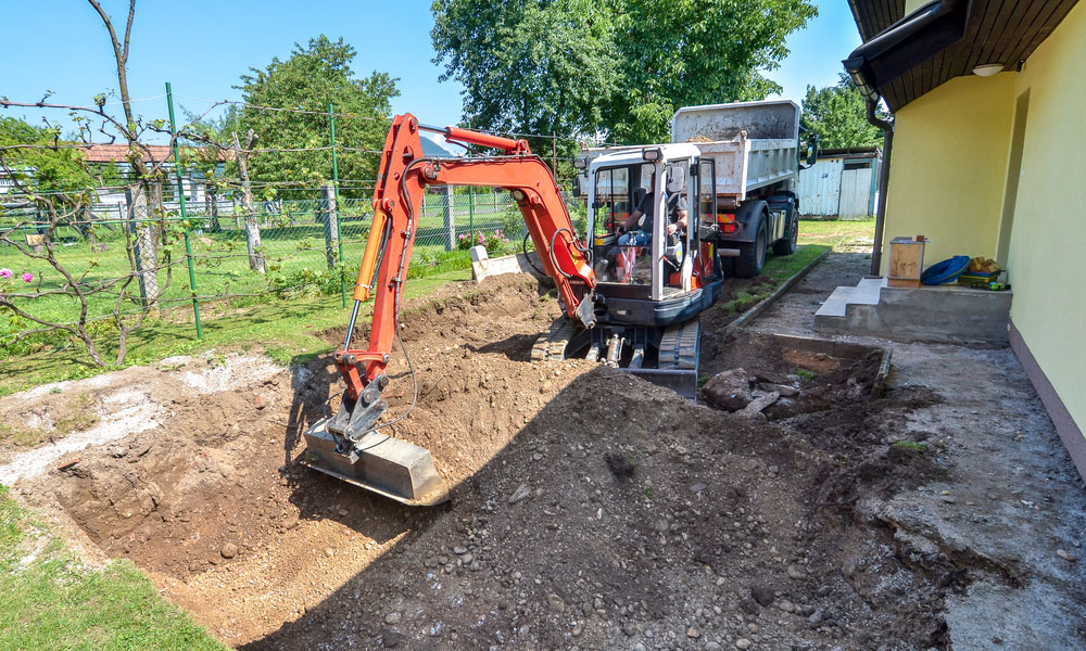excavation Northern Beaches